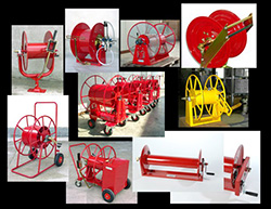 HOSE-REELS ON REQUEST